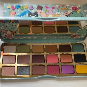 BNIB Limited Edition clover palette